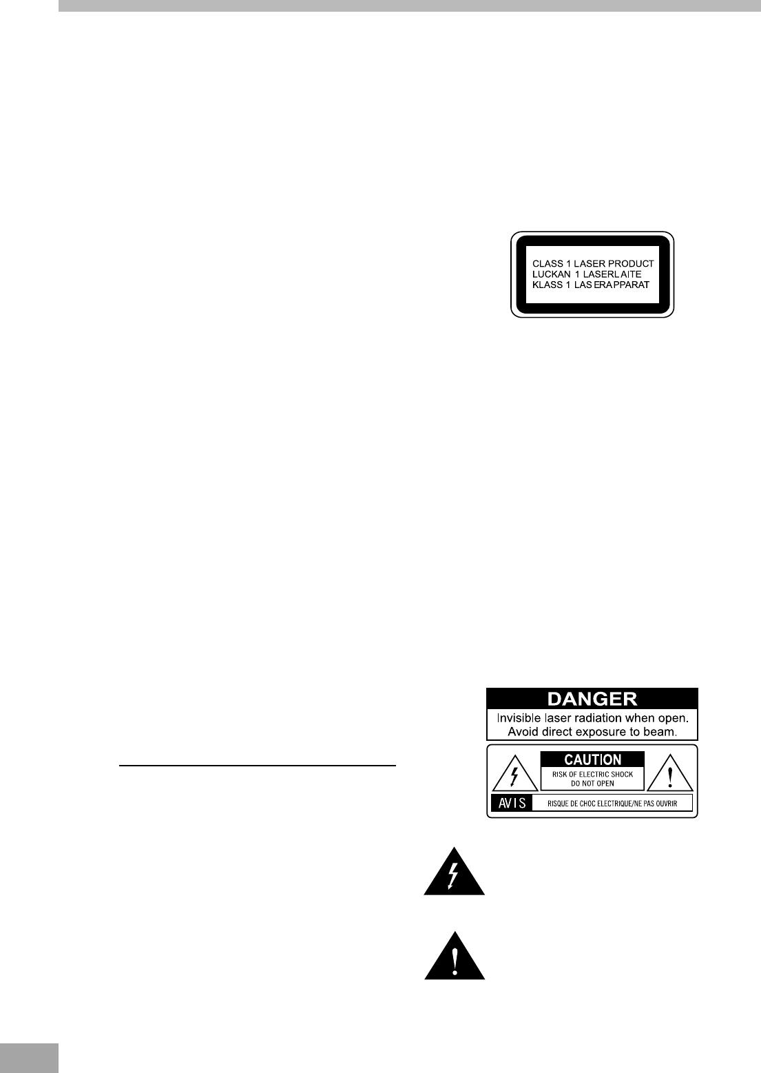 Koss Home Theater System KS4380-2 User Guide
