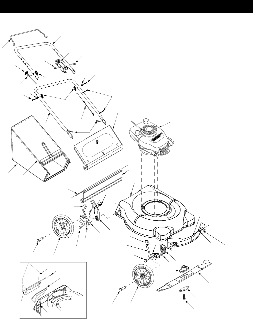 Page 20 of Craftsman Lawn Mower 247.38824 User Guide