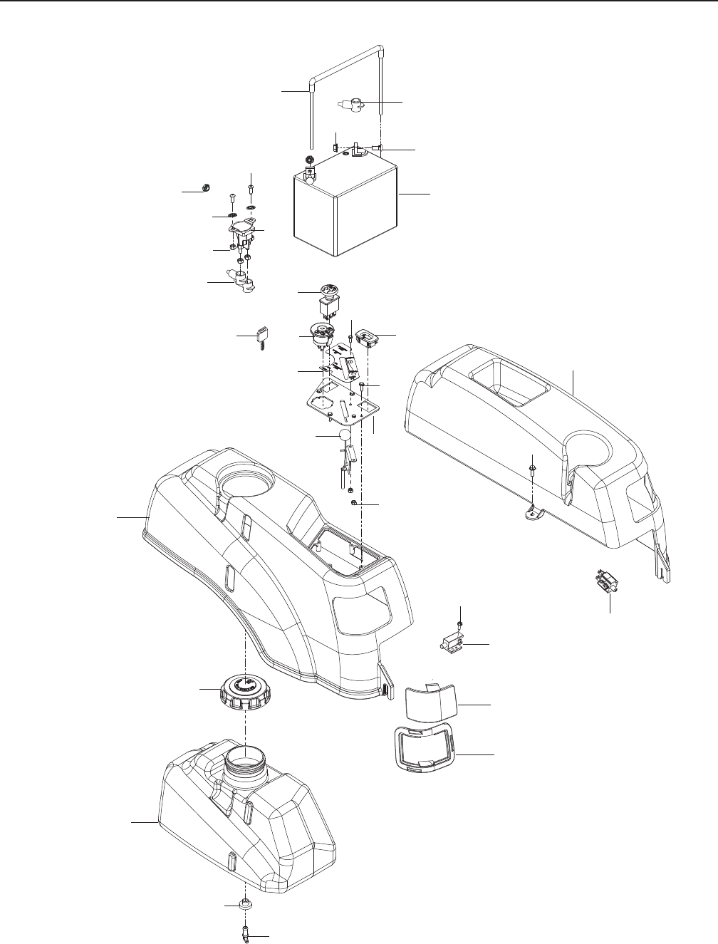 Page 16 of Husqvarna Lawn Mower RZ4619 User Guide
