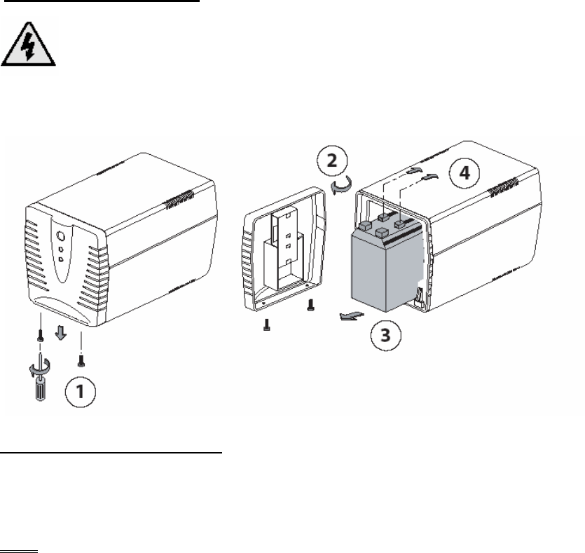 Page 5 of MGE UPS Systems Power Supply Nova 1100 AVR User