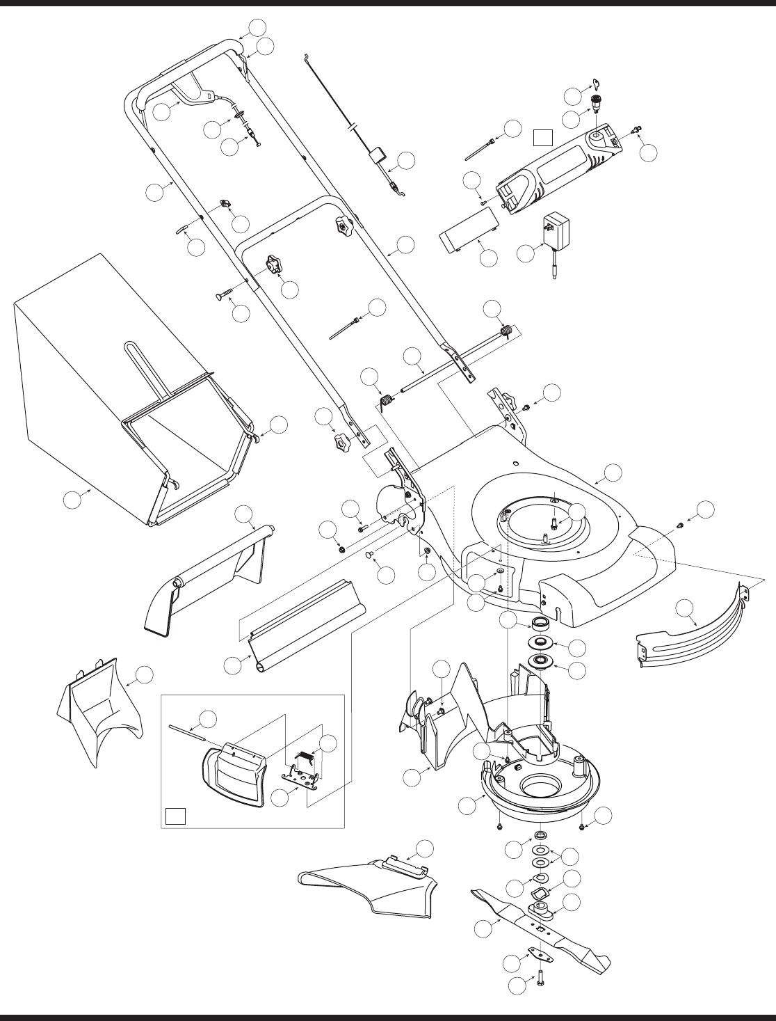 Page 16 of Troy-Bilt Lawn Mower 830 User Guide