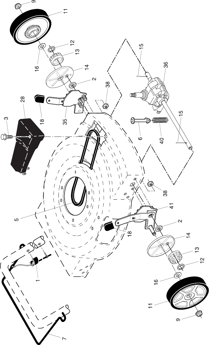 Page 4 of Poulan Lawn Mower PR625Y22SHP User Guide