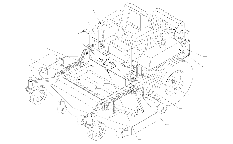 Page 3 of Husqvarna Lawn Mower ZTH6125A User Guide