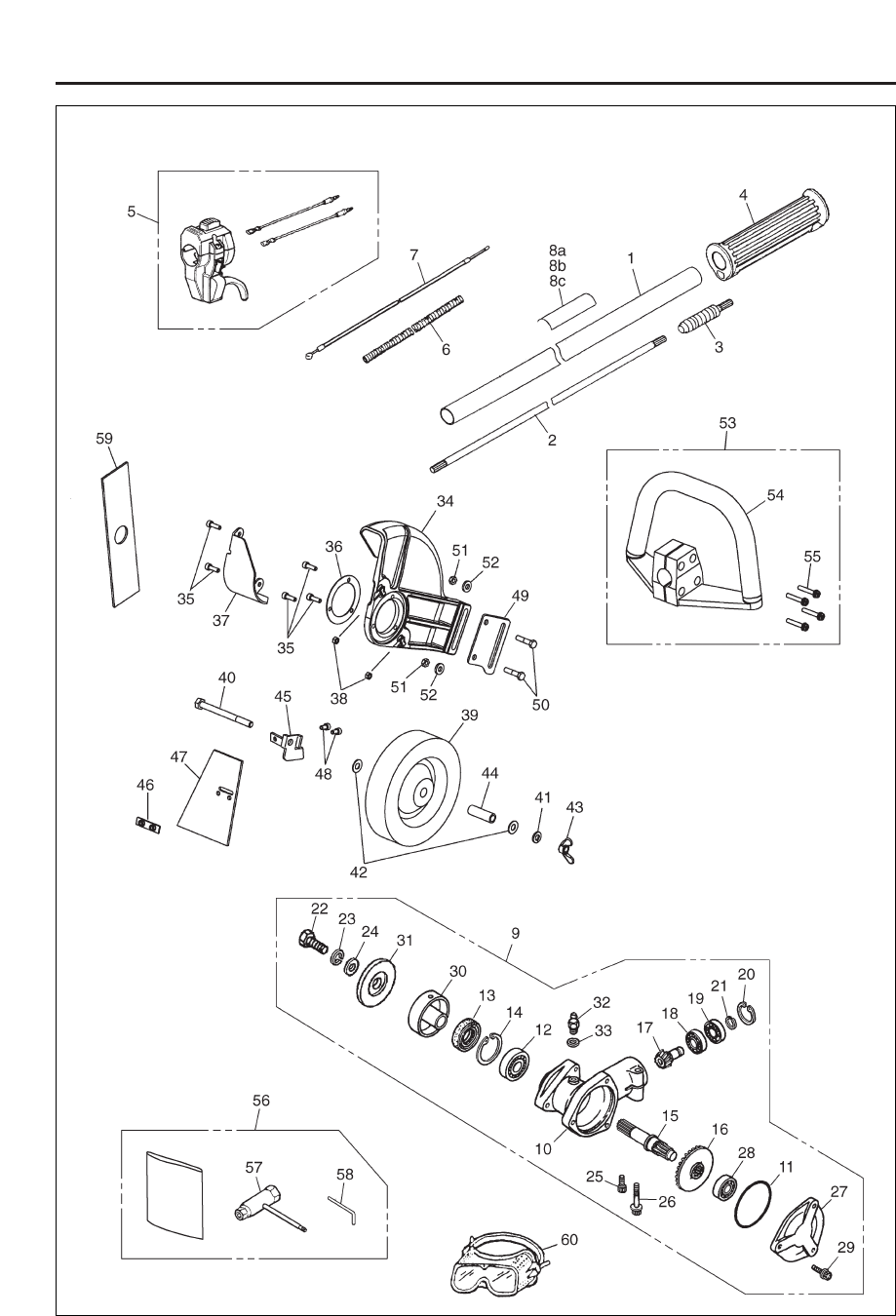 Page 54 of RedMax Edger HEZ2401S-CA User Guide