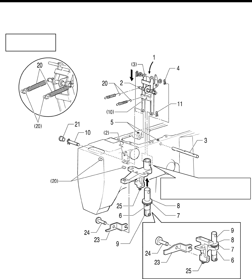 Page 74 of Brother Sewing Machine 431B User Guide