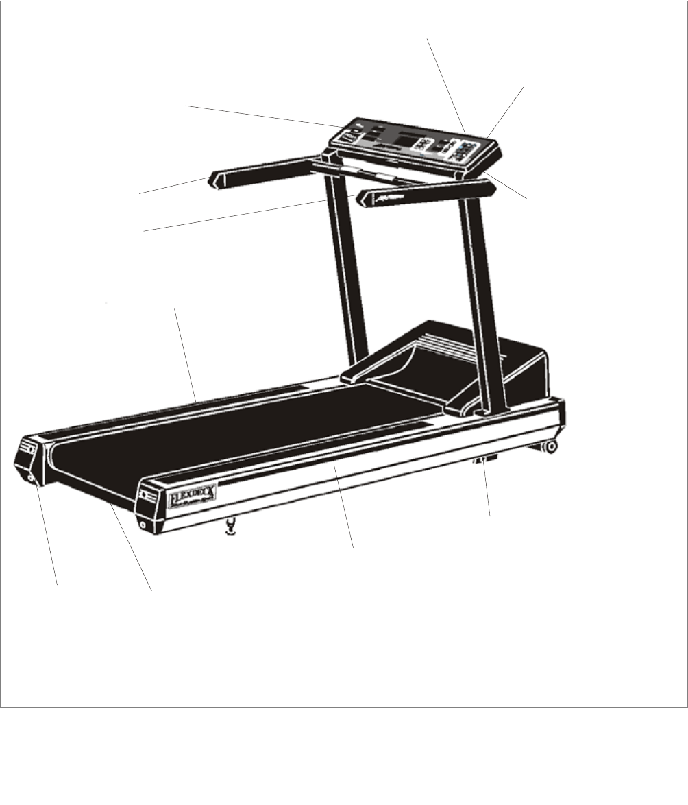 Life Fitness Treadmill TR-9100 HR User Guide