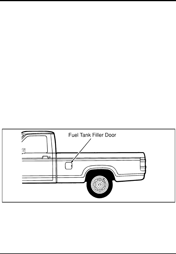 Page 265 of Ford Automobile Ranger User Guide