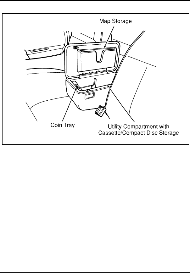 Page 124 of Ford Automobile Ranger User Guide