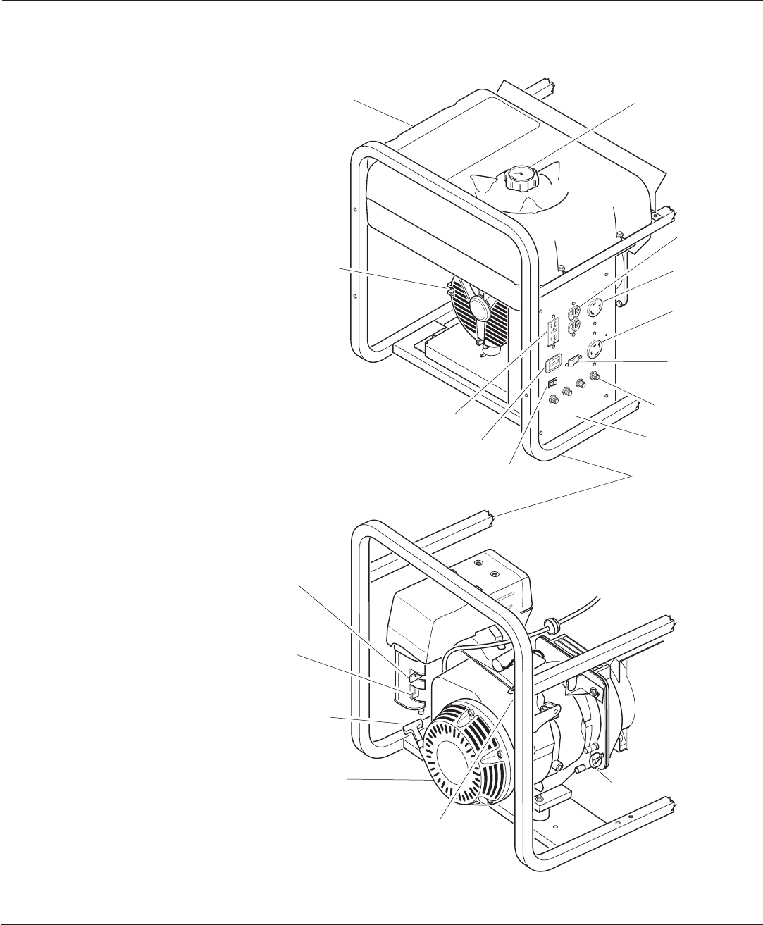 Page 3 of Master Lock Portable Generator MGR2900A