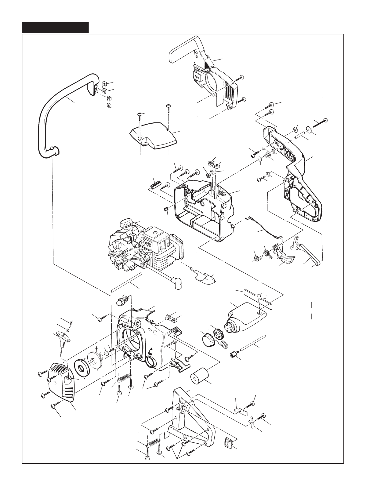 Page 2 of McCulloch Chainsaw MS1635AV User Guide