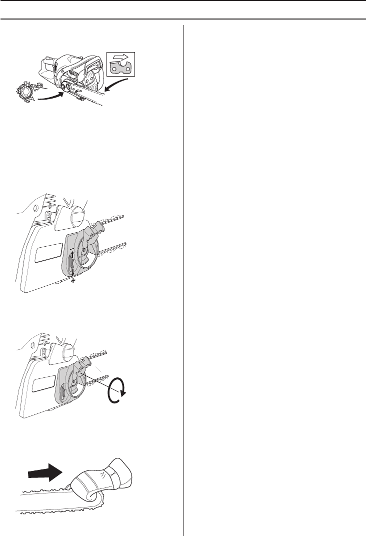 Page 18 of Jonsered Chainsaw CS 2250S User Guide