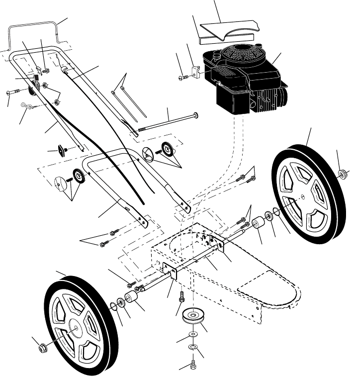 Page 2 of Poulan Trimmer PPWT62522 User Guide