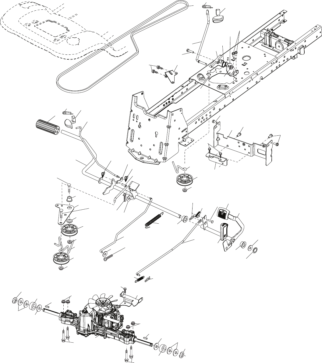 Page 34 of Husqvarna Lawn Mower YTH2042 User Guide