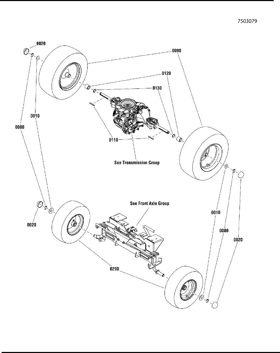 Page 4 of Snapper Lawn Mower 7800921-00 User Guide