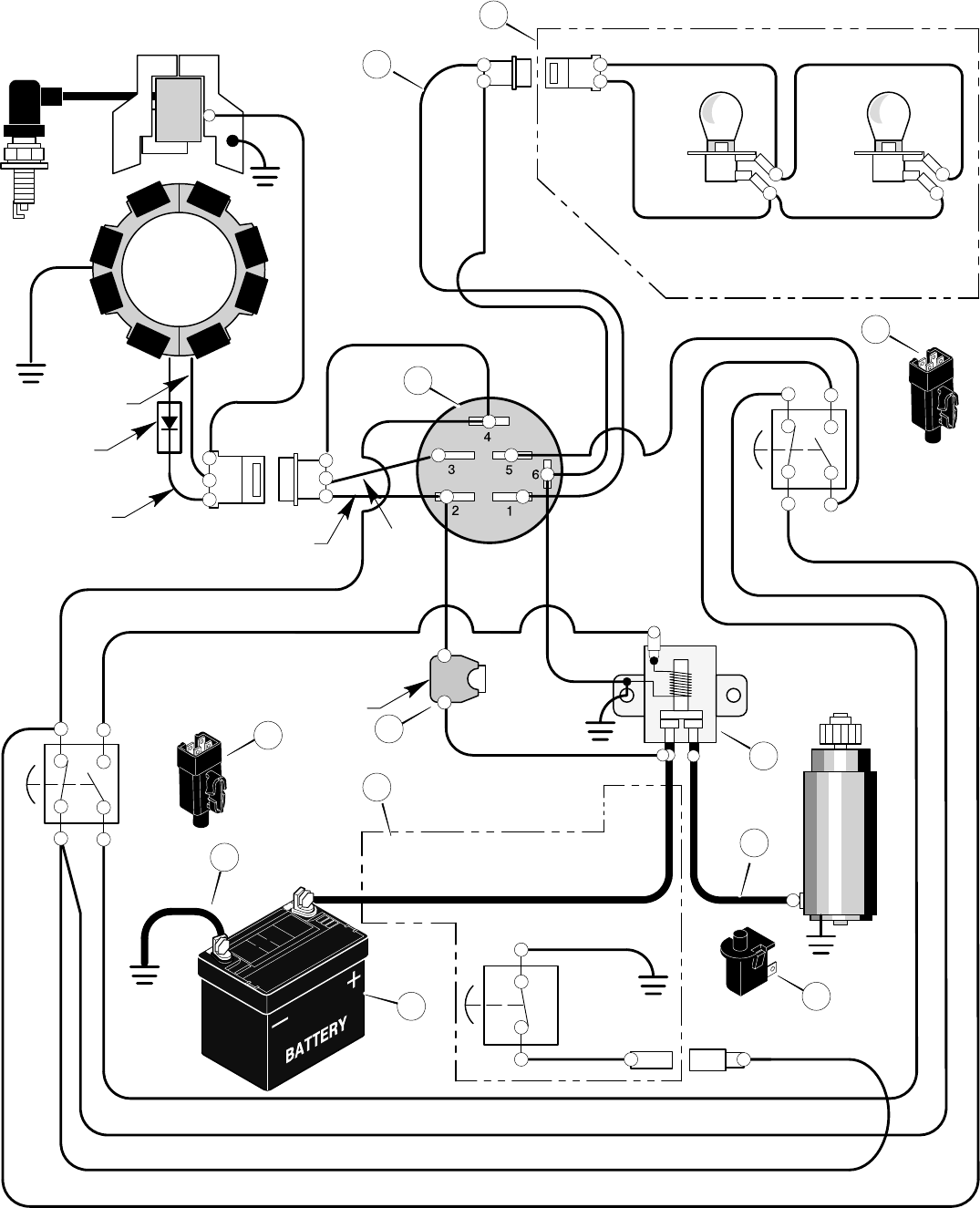 Page 48 of Murray Lawn Mower 405005x99A User Guide