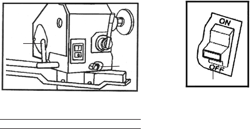 Page 13 of Harbor Freight Tools Lathe 98676 User Guide