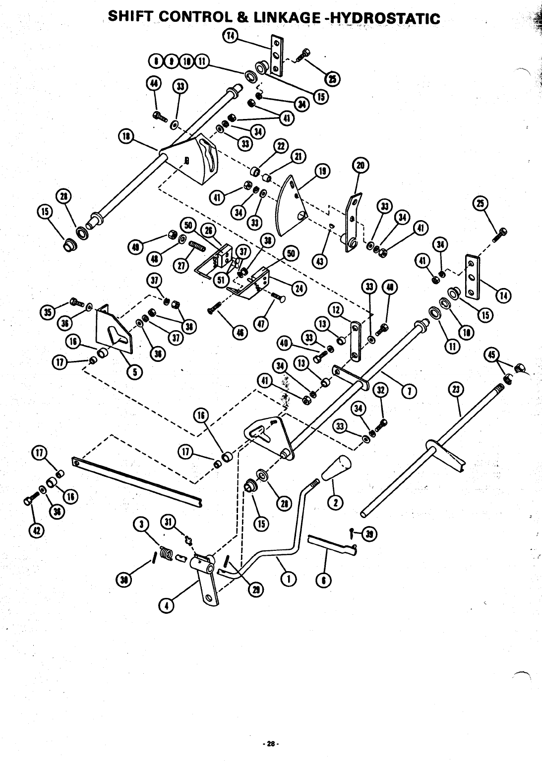 Page 28 of Ariens Lawn Mower 929002 User Guide