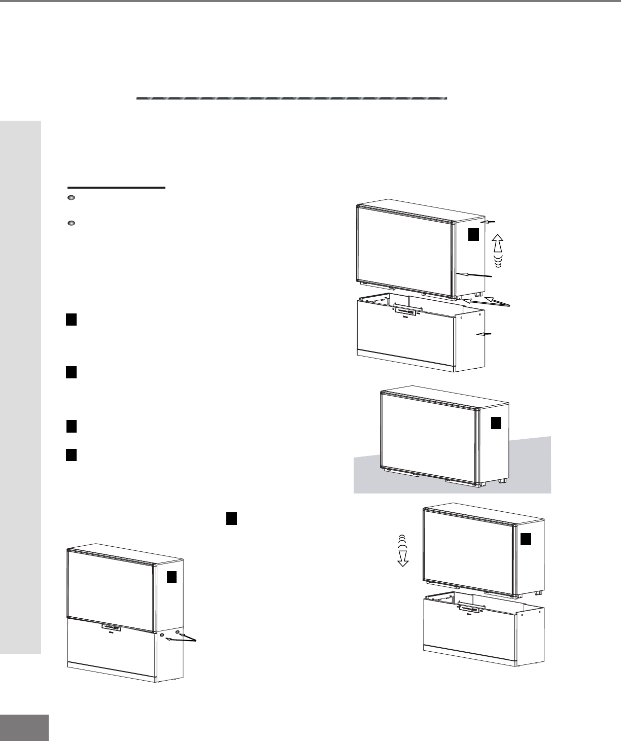 Page 72 of Mitsubishi Electronics Projection Television VS