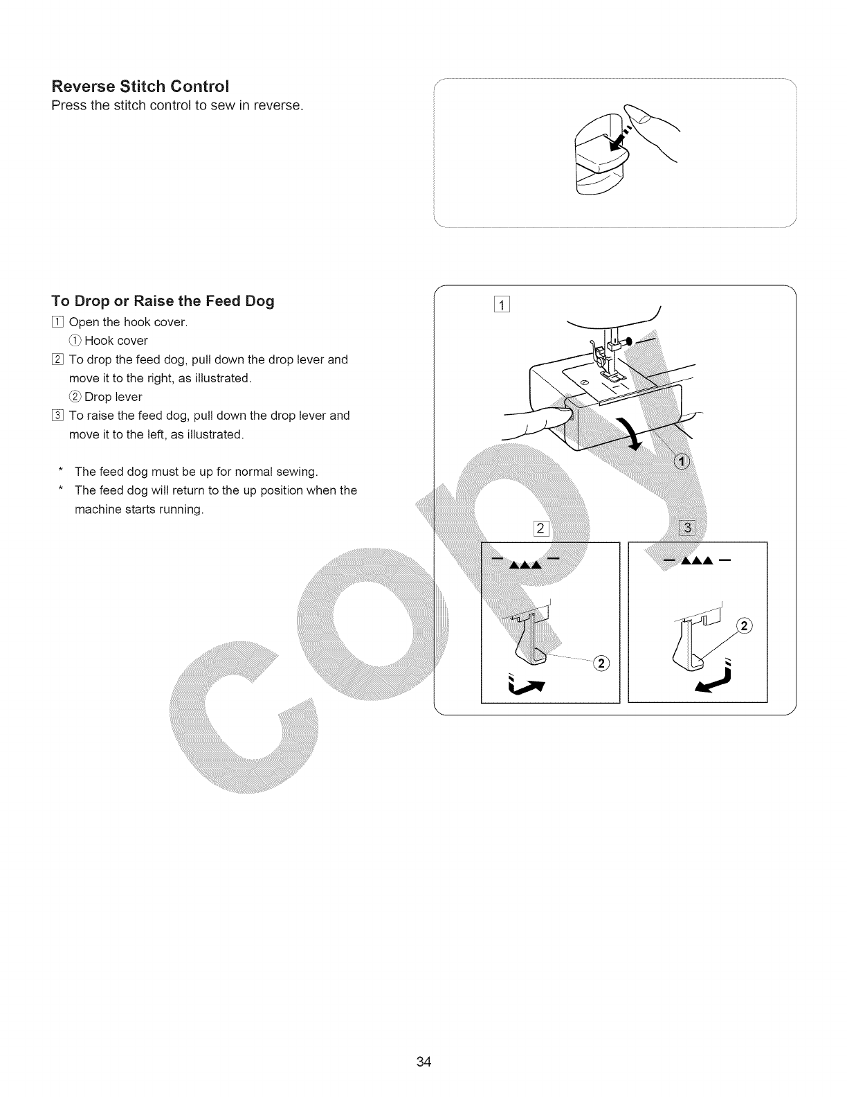 Page 46 of Kenmore Sewing Machine 15358 User Guide