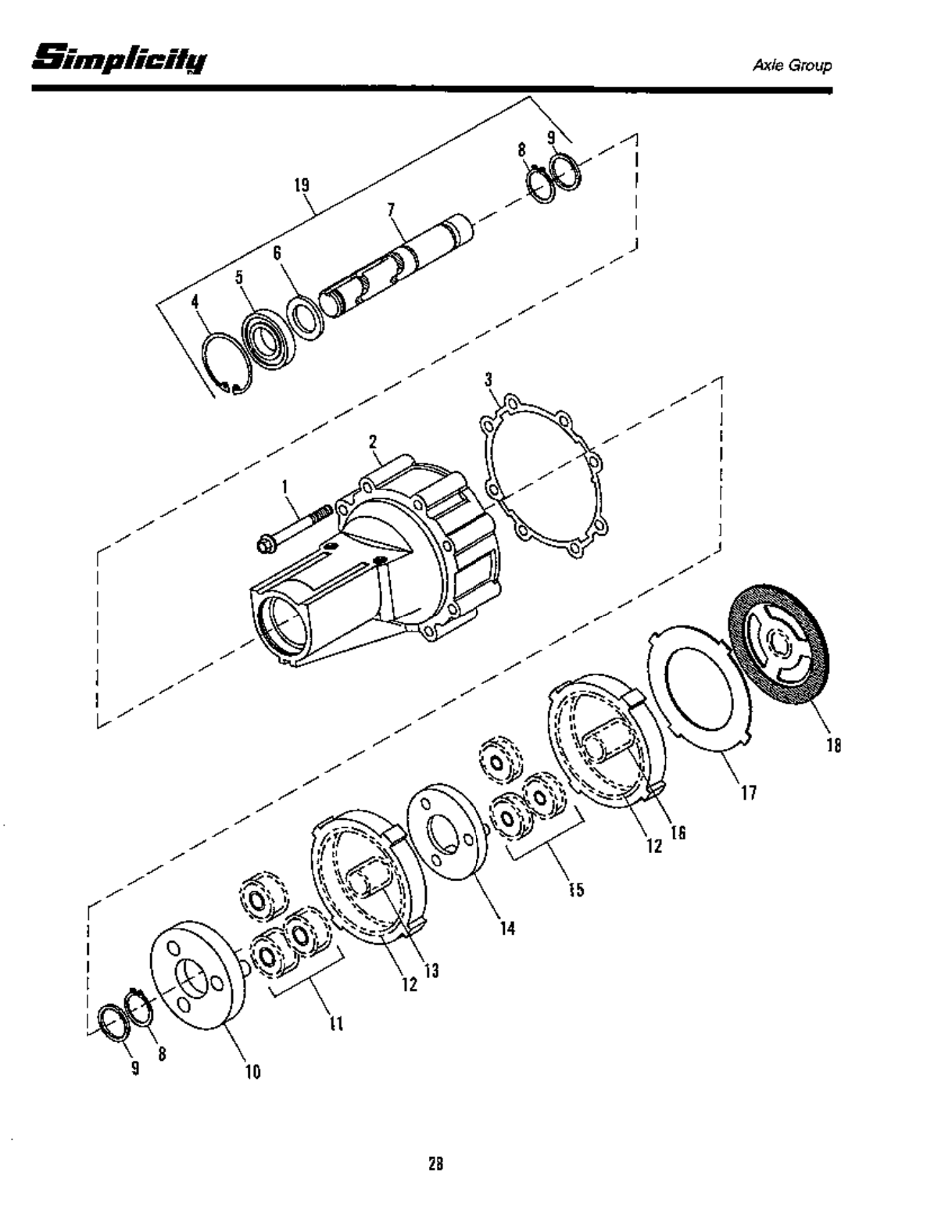Page 30 of Simplicity Lawn Mower 12.5 LTH User Guide