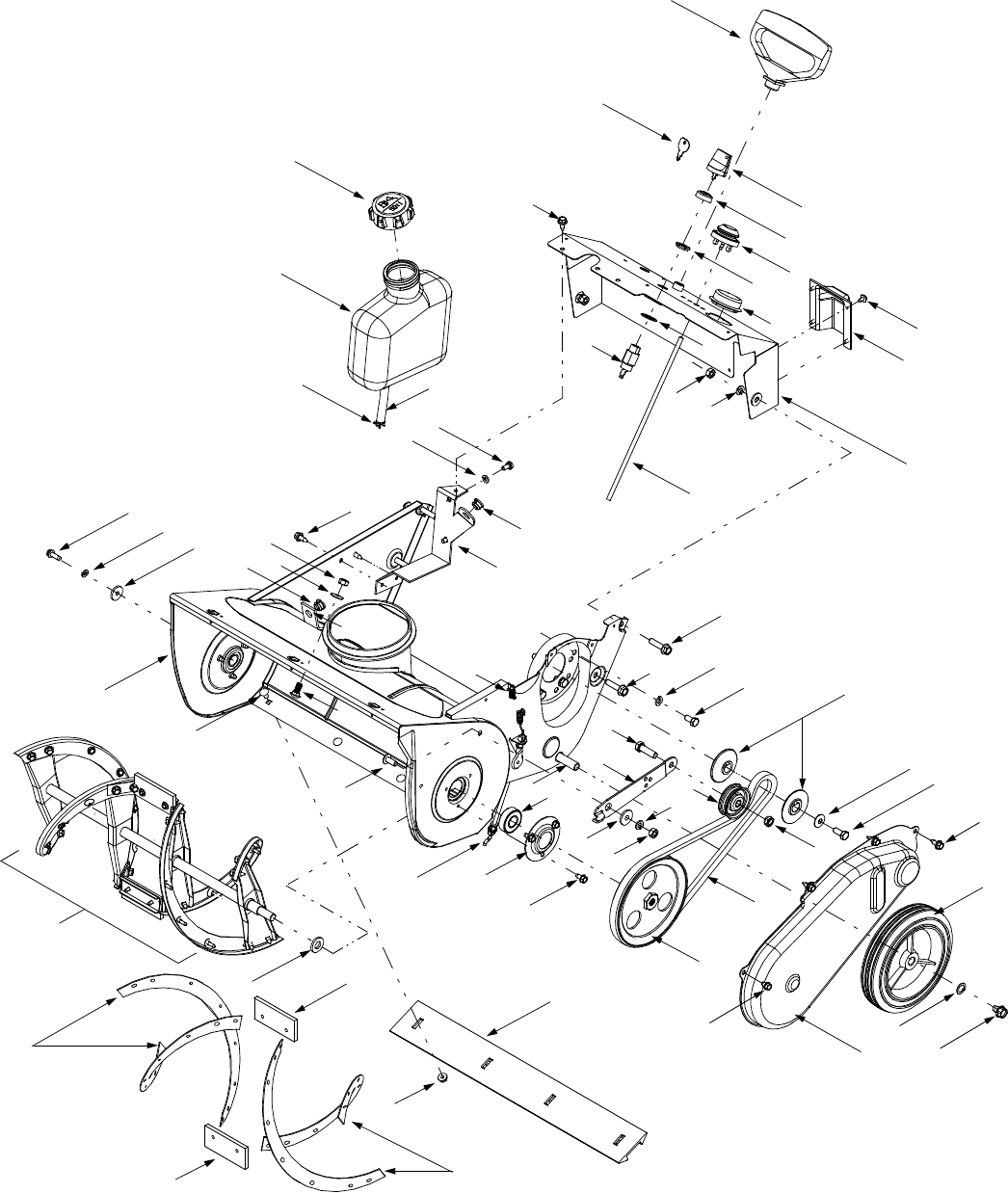 Page 14 of White Outdoor Snow Blower SB 45 User Guide