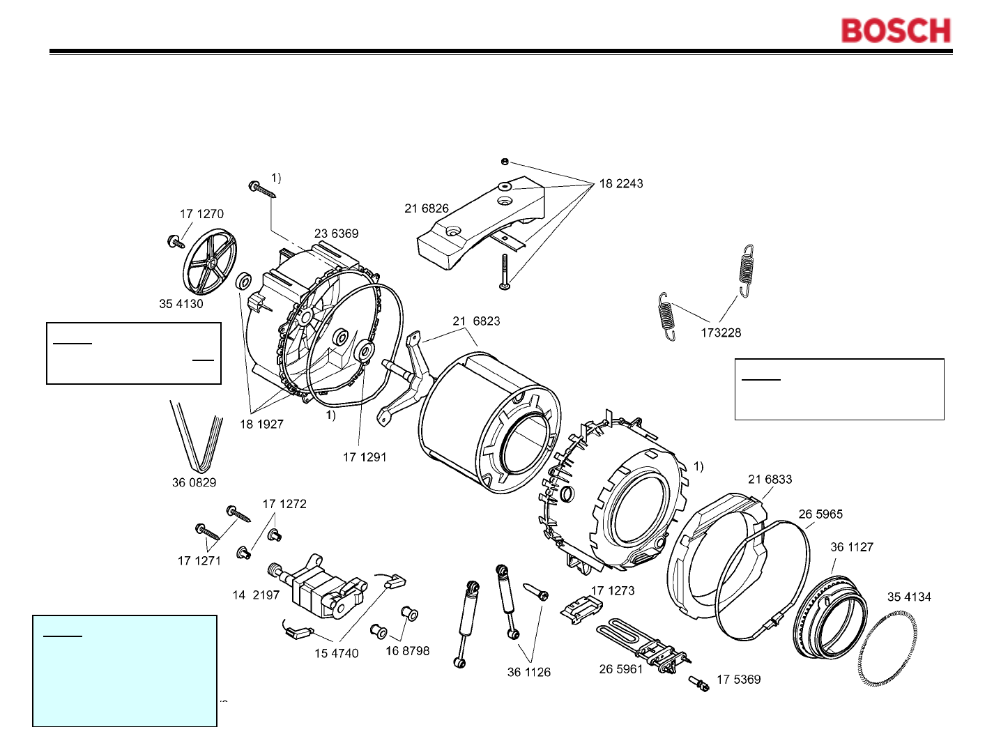 Page 83 of Bosch Appliances Washer WFR2460UC User Guide