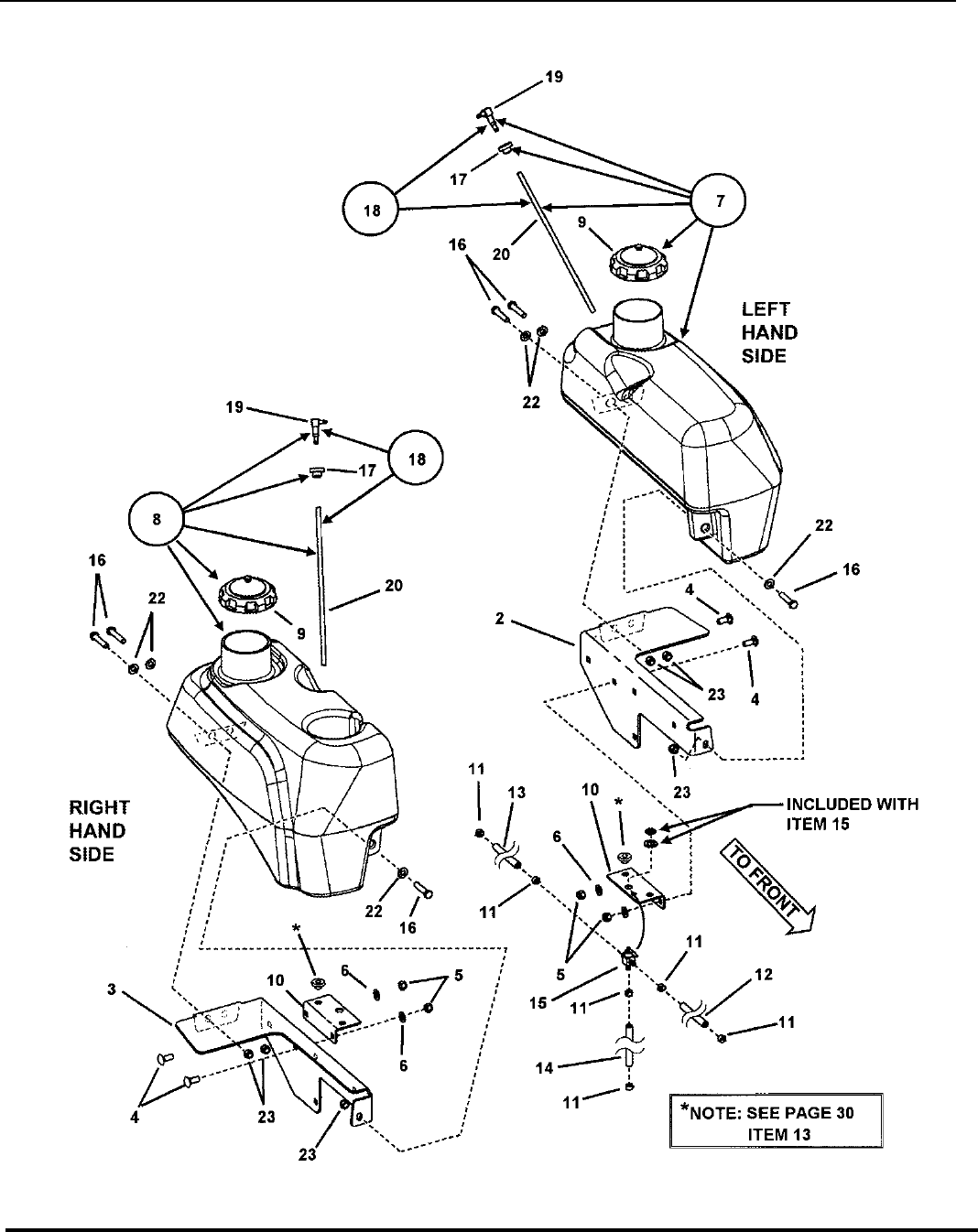 Page 16 of Snapper Lawn Mower NZM25611KWV User Guide