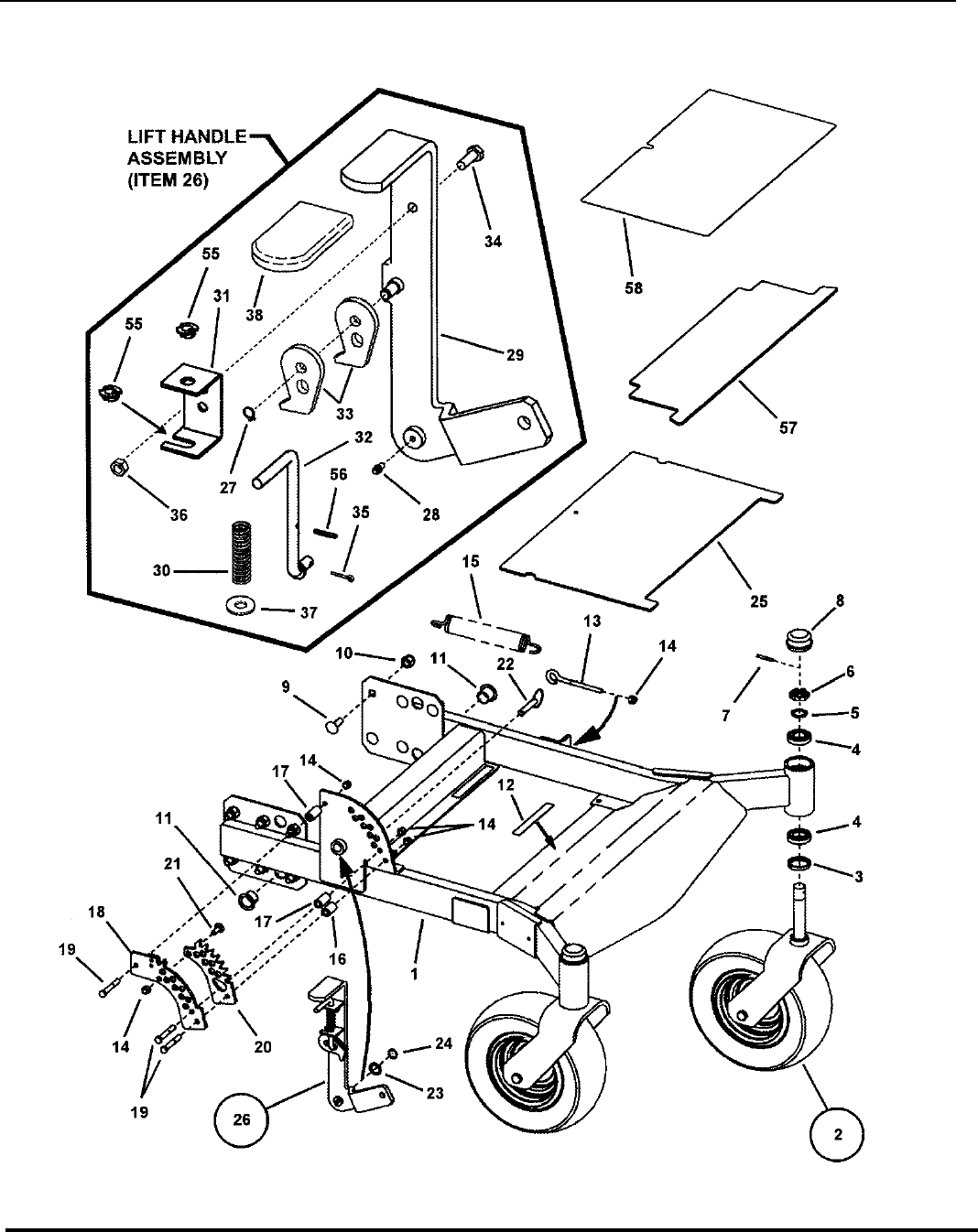 Page 10 of Snapper Lawn Mower NZM25611KWV User Guide