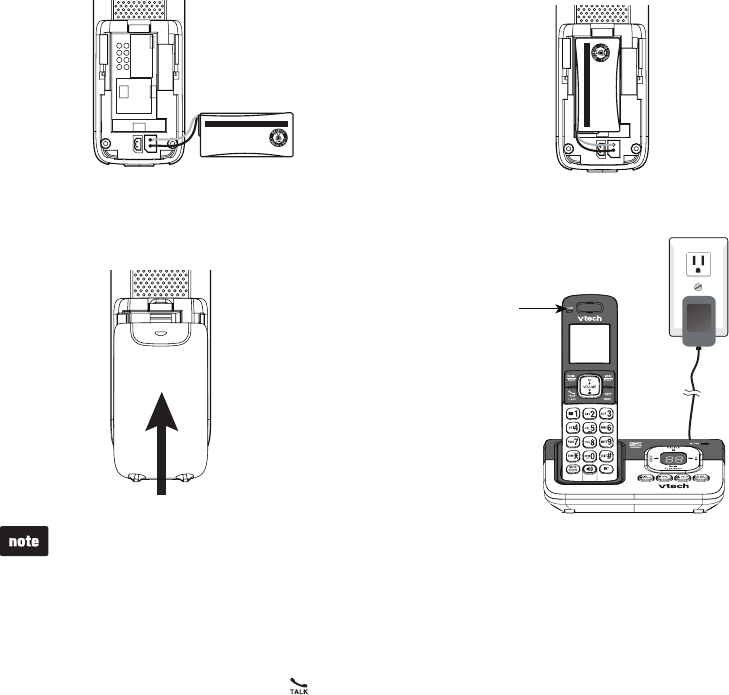 Page 7 of VTech Cordless Telephone CS6829 User Guide