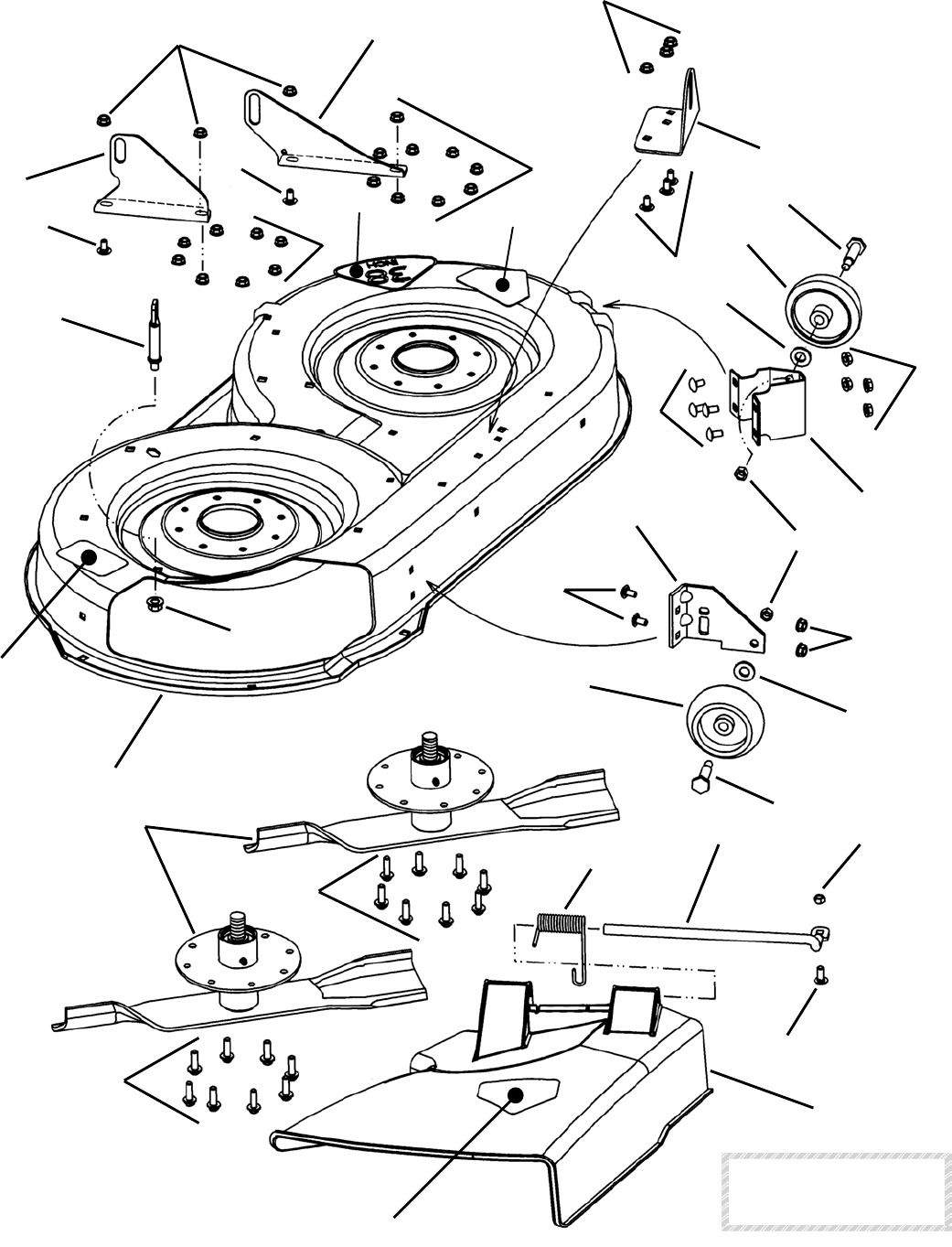 Page 24 of Snapper Lawn Mower 381450HBVE User Guide