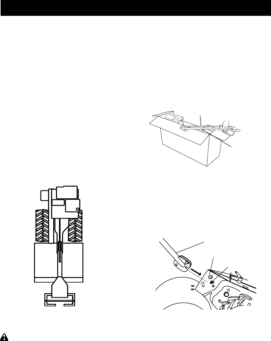 Page 6 of Sears Tiller 917.29425 User Guide
