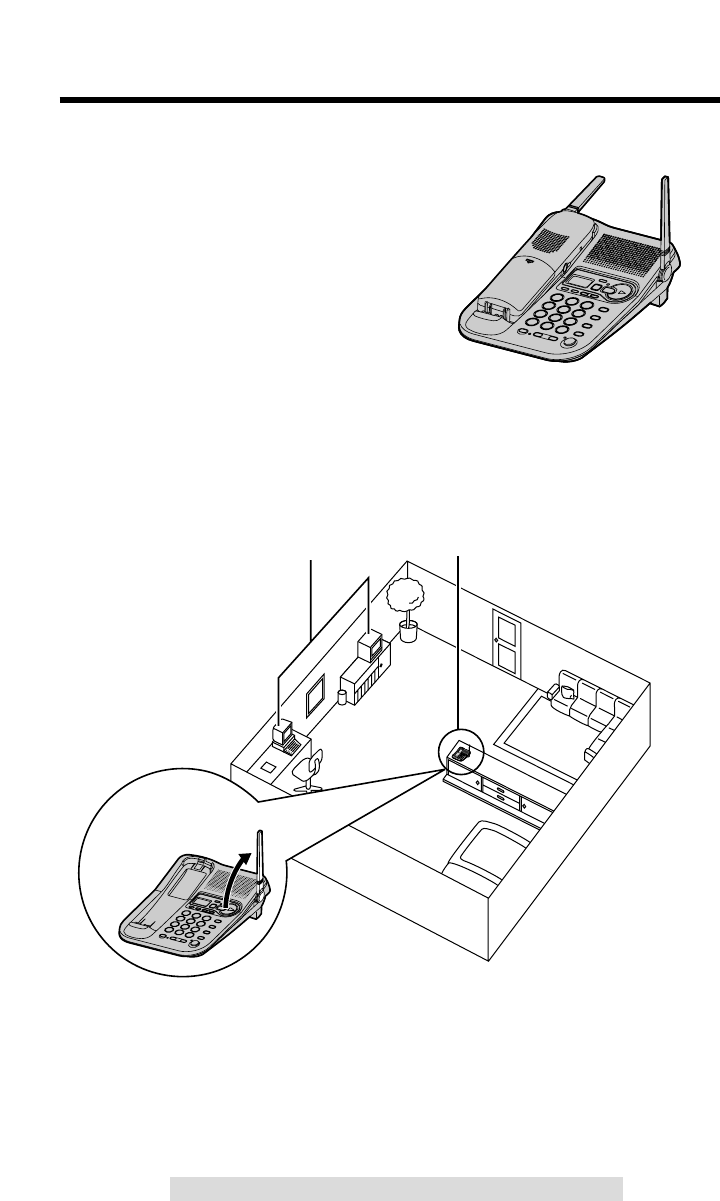 Page 3 of Panasonic Telephone KX-TG2257S User Guide