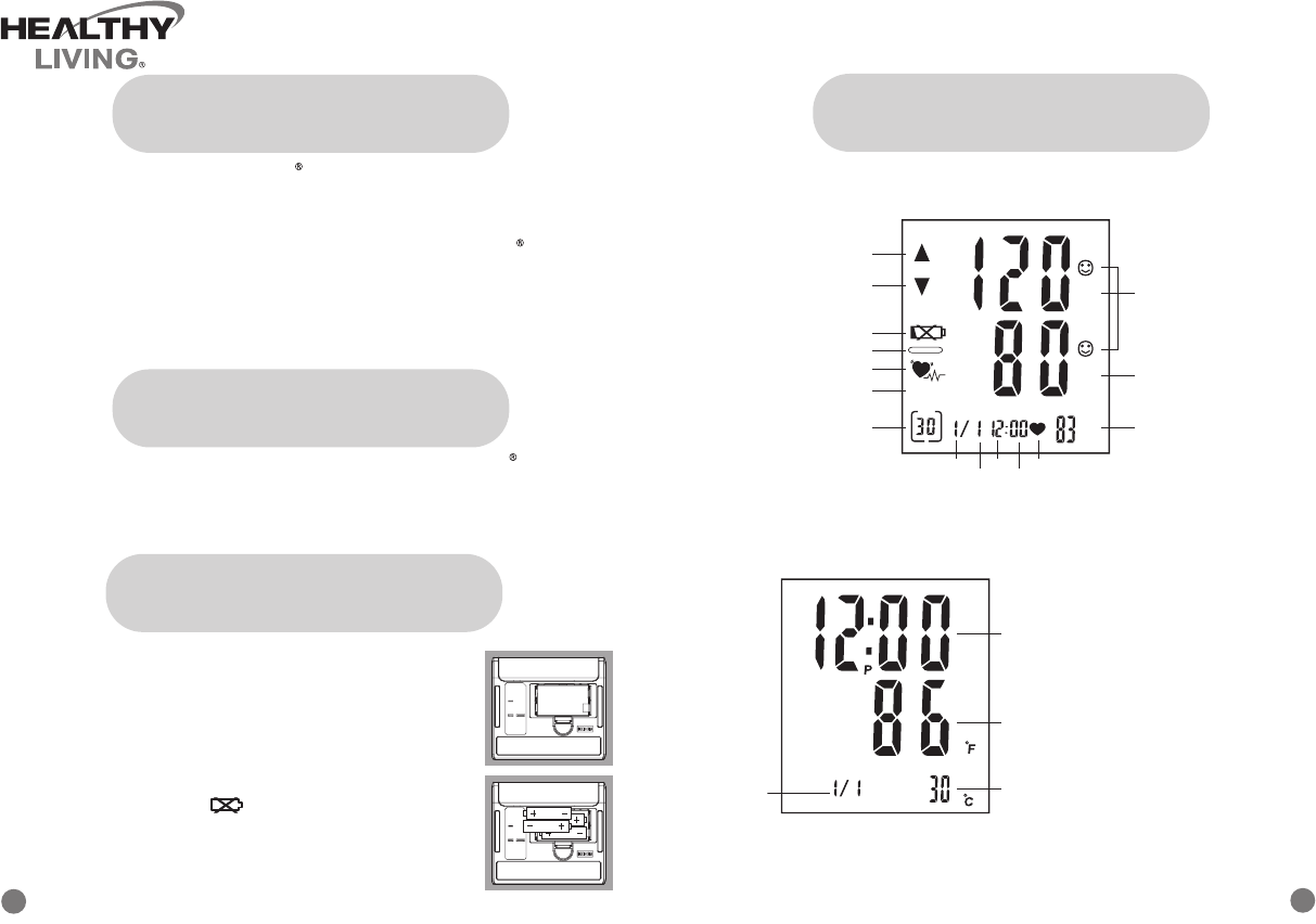 Page 25 of Samsung Blood Pressure Monitor BSP-4007 User