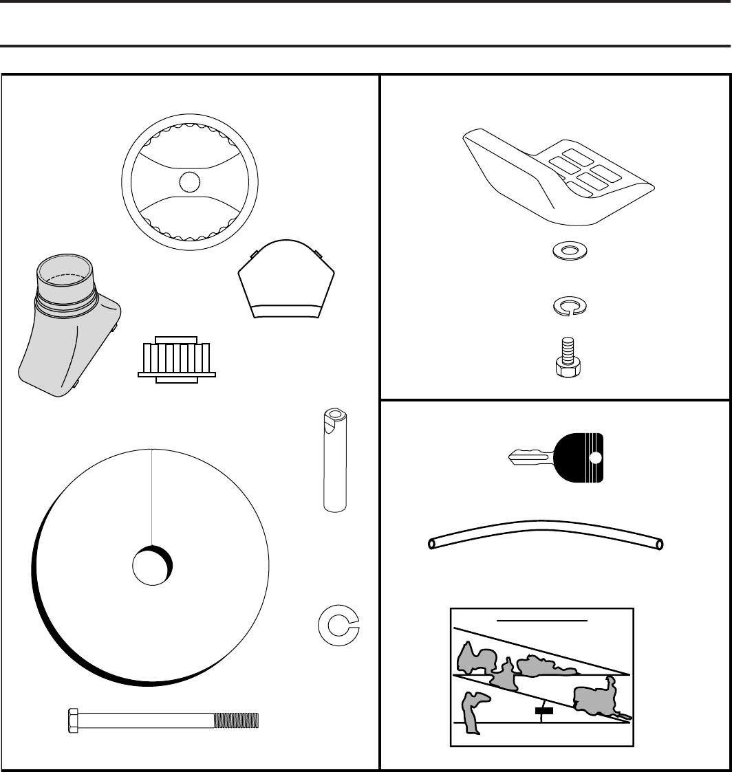 Page 5 of Murray Lawn Mower MX17542LT User Guide