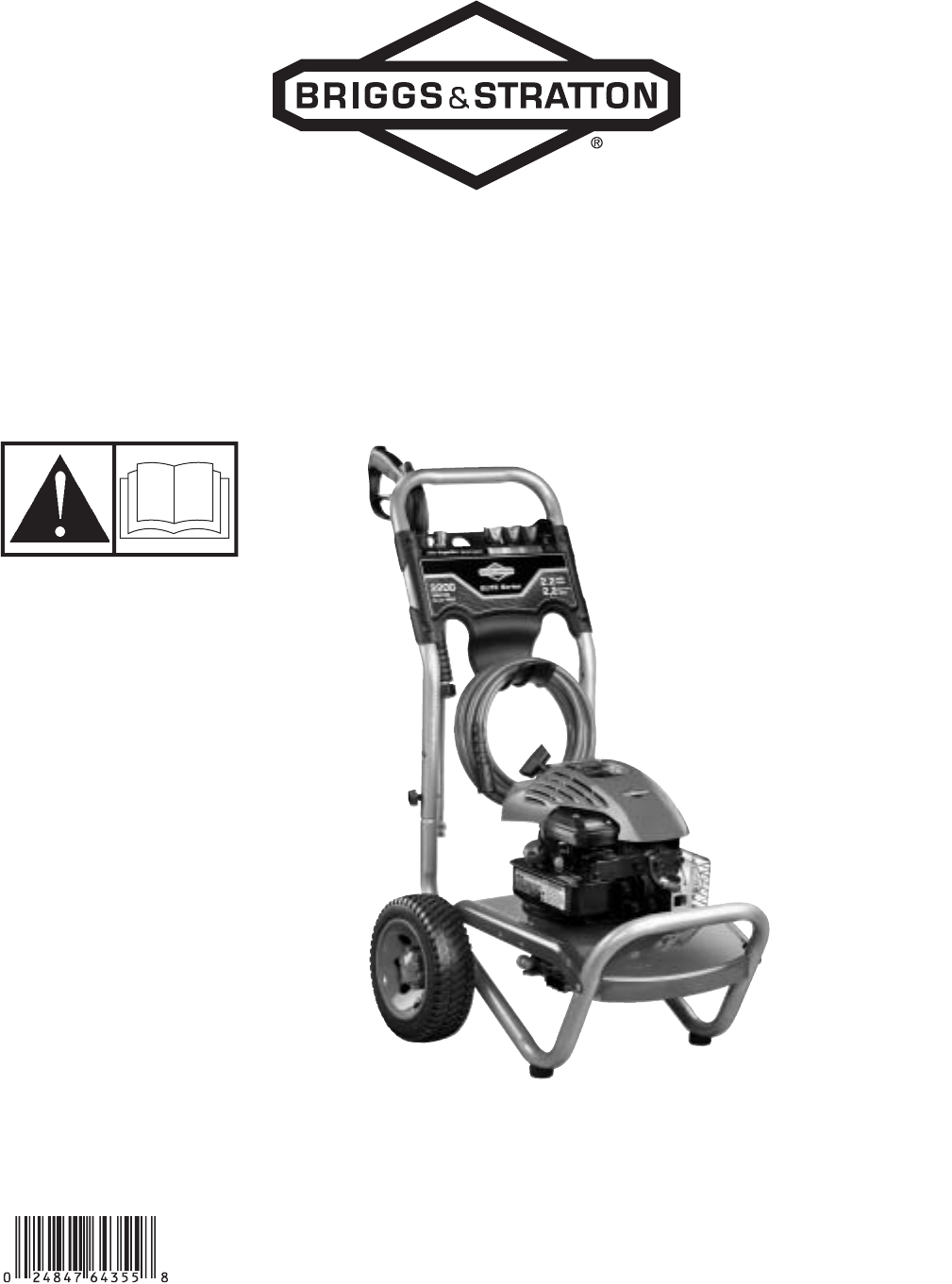Briggs & Stratton Pressure Washer Pressure Washer User