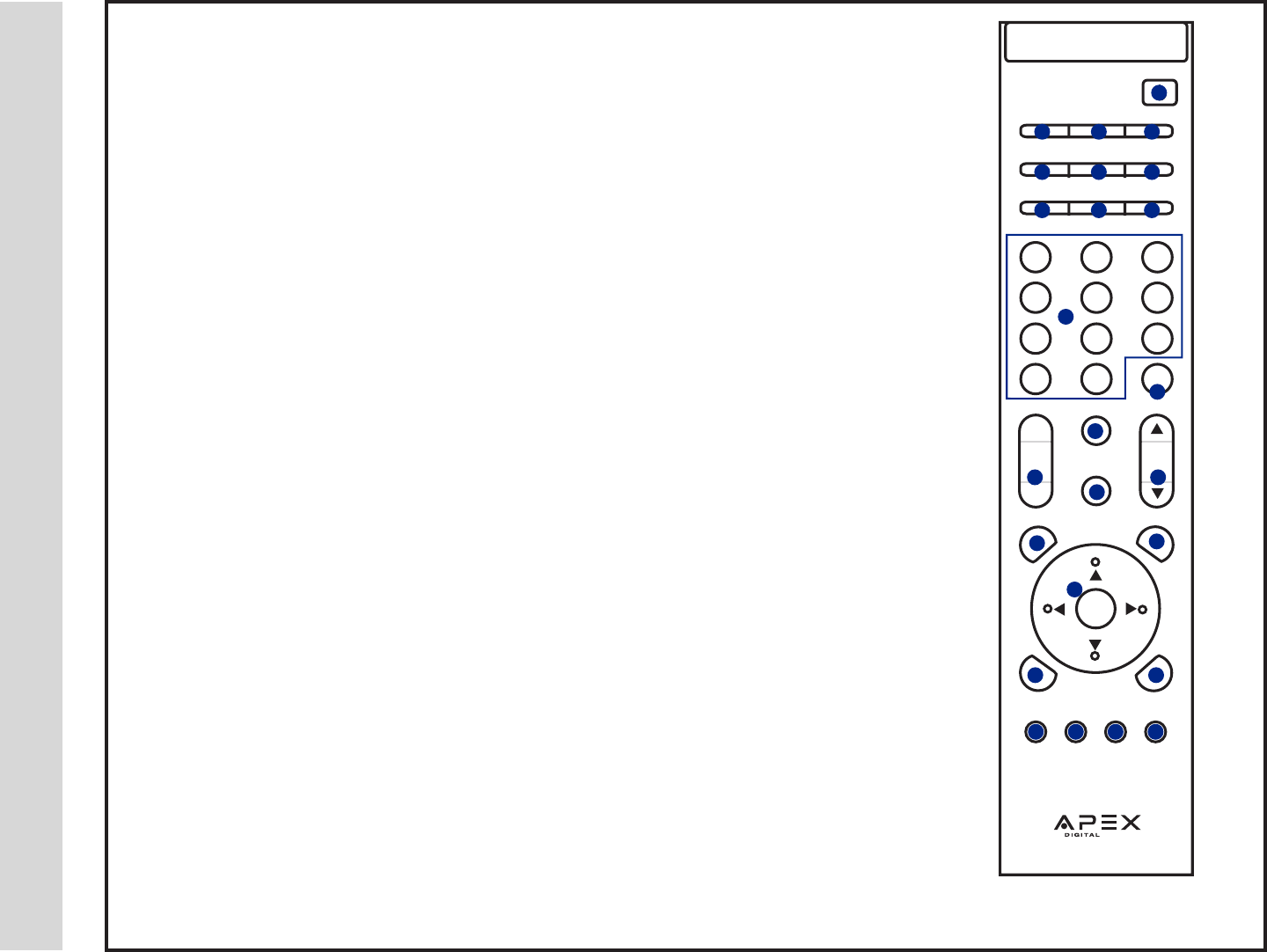 Page 8 of Apex Digital Flat Panel Television LD4088 User