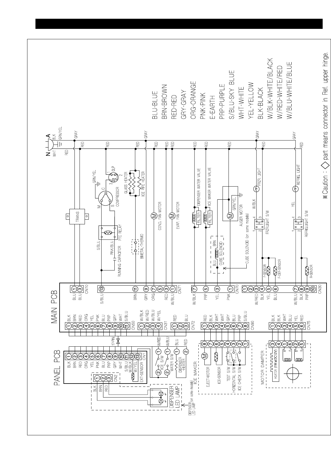 Page 15 of Samsung Refrigerator RS2511 User Guide