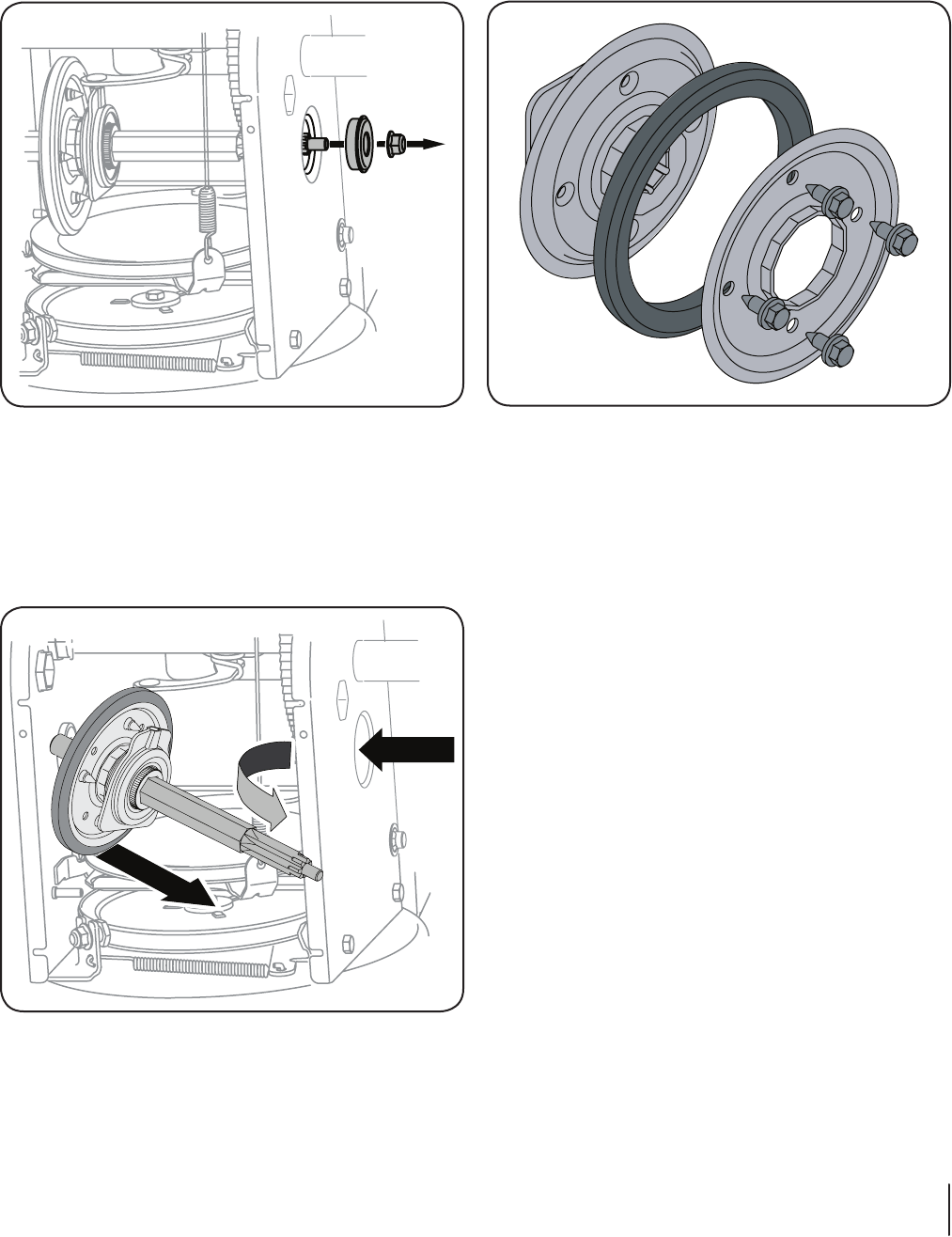 Page 21 of Troy-Bilt Snow Blower 8526 User Guide