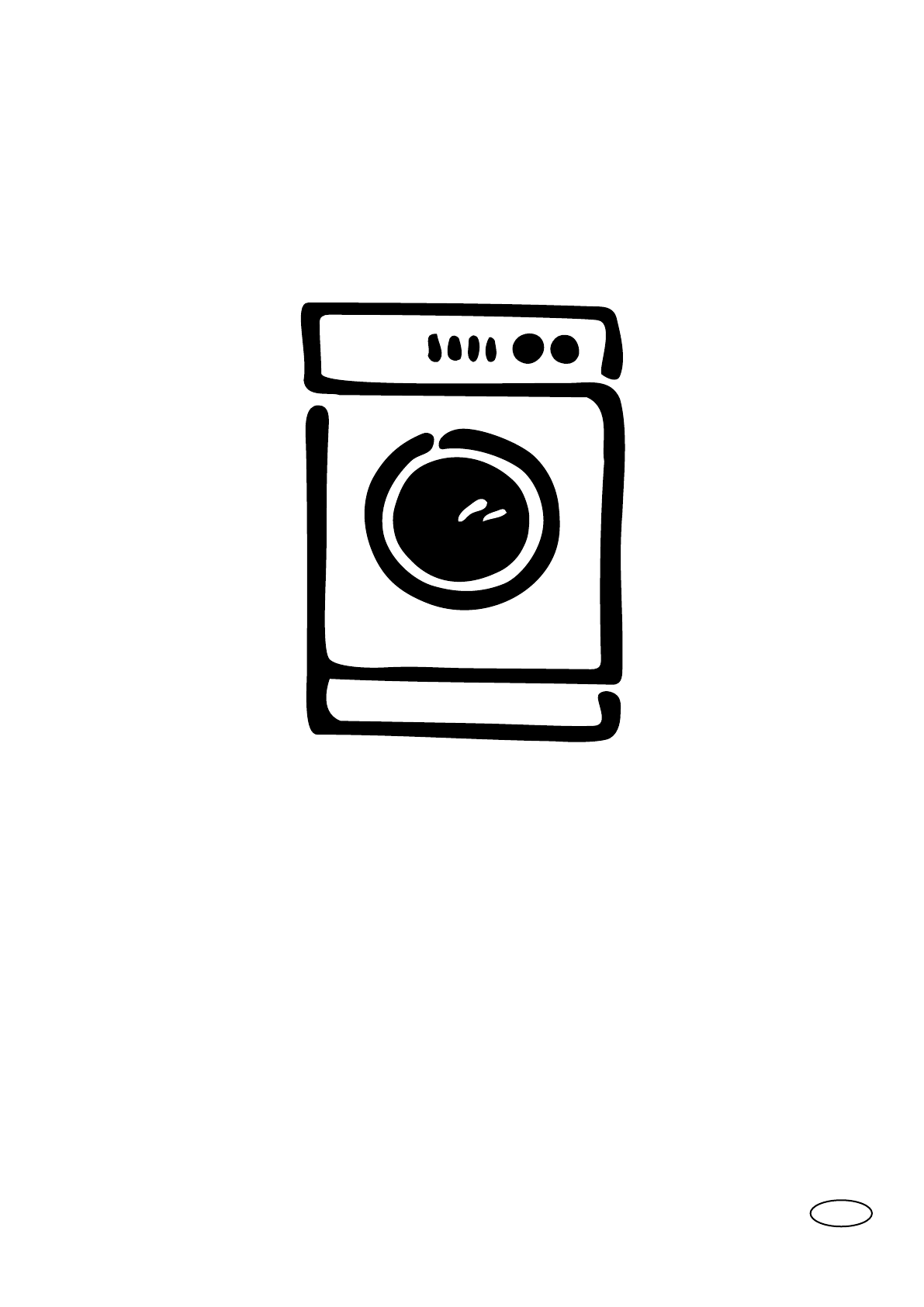 Electrolux Washer/Dryer EW 1200 i User Guide