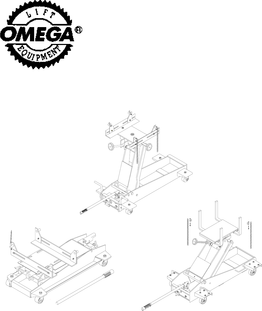 Omega Speaker Systems Automobile Parts 43000 User Guide