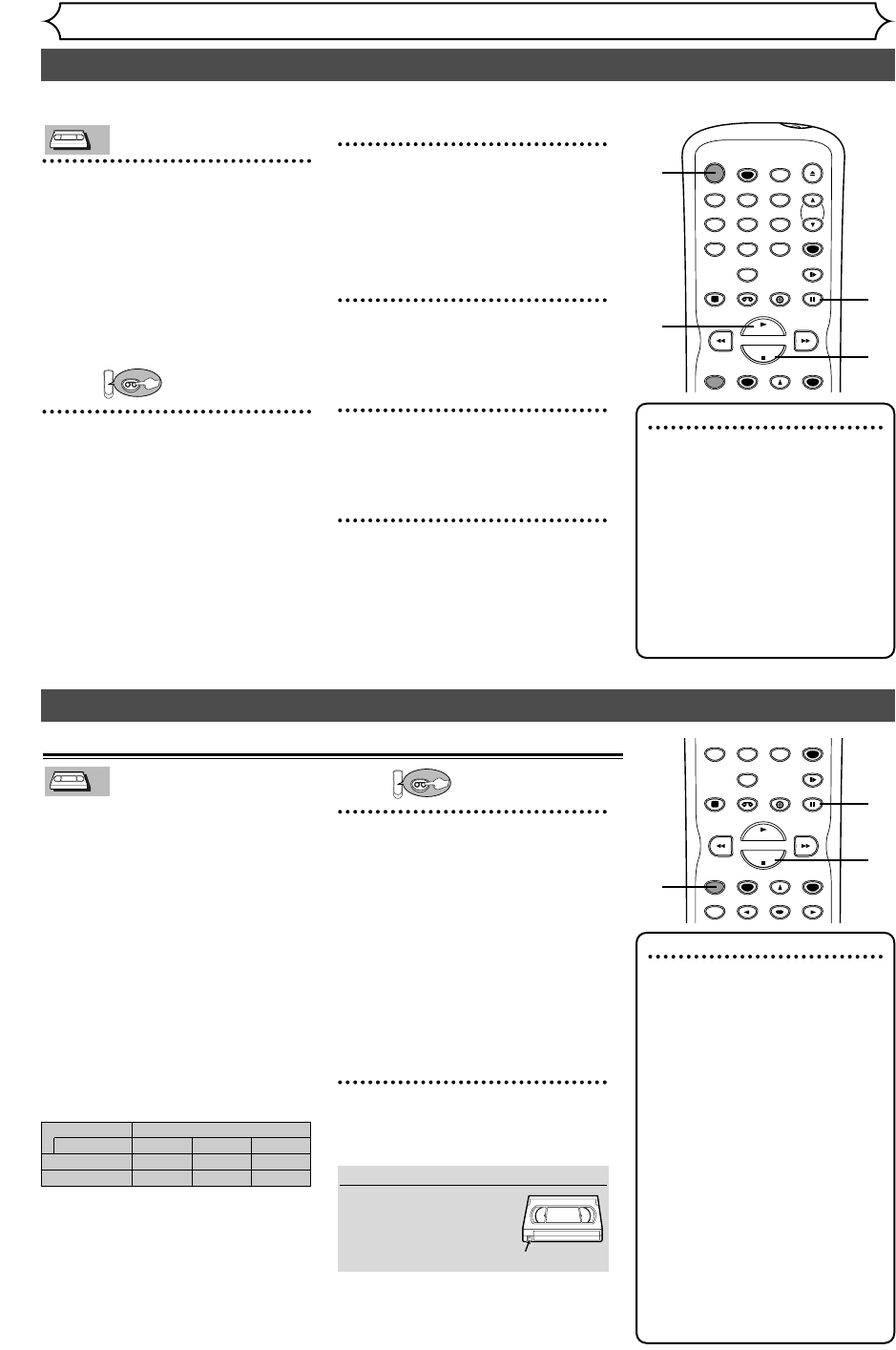 Page 94 of Emerson DVD VCR Combo EWR20V4 User Guide