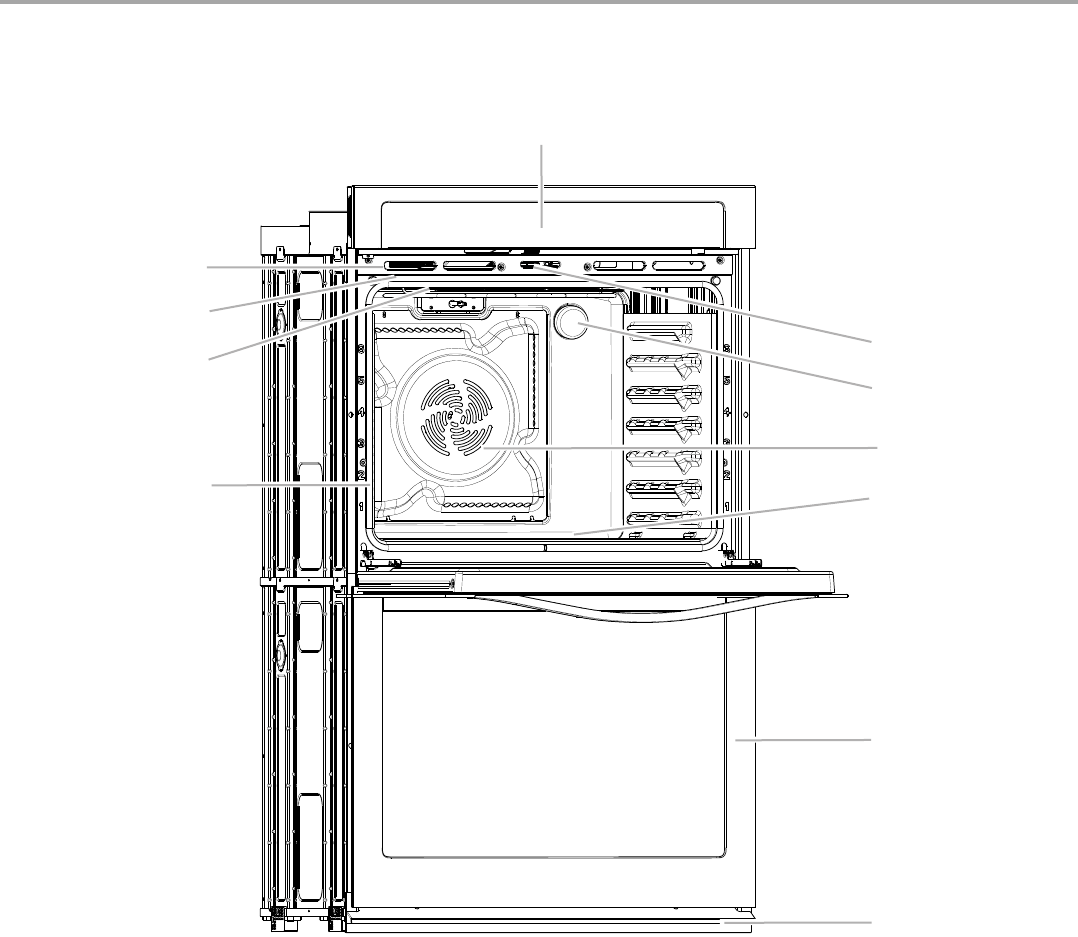 Page 4 of Whirlpool Double Oven WOS51E User Guide