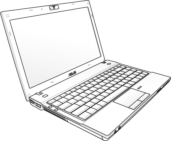 Laptop Information: asus laptop keyboard manual