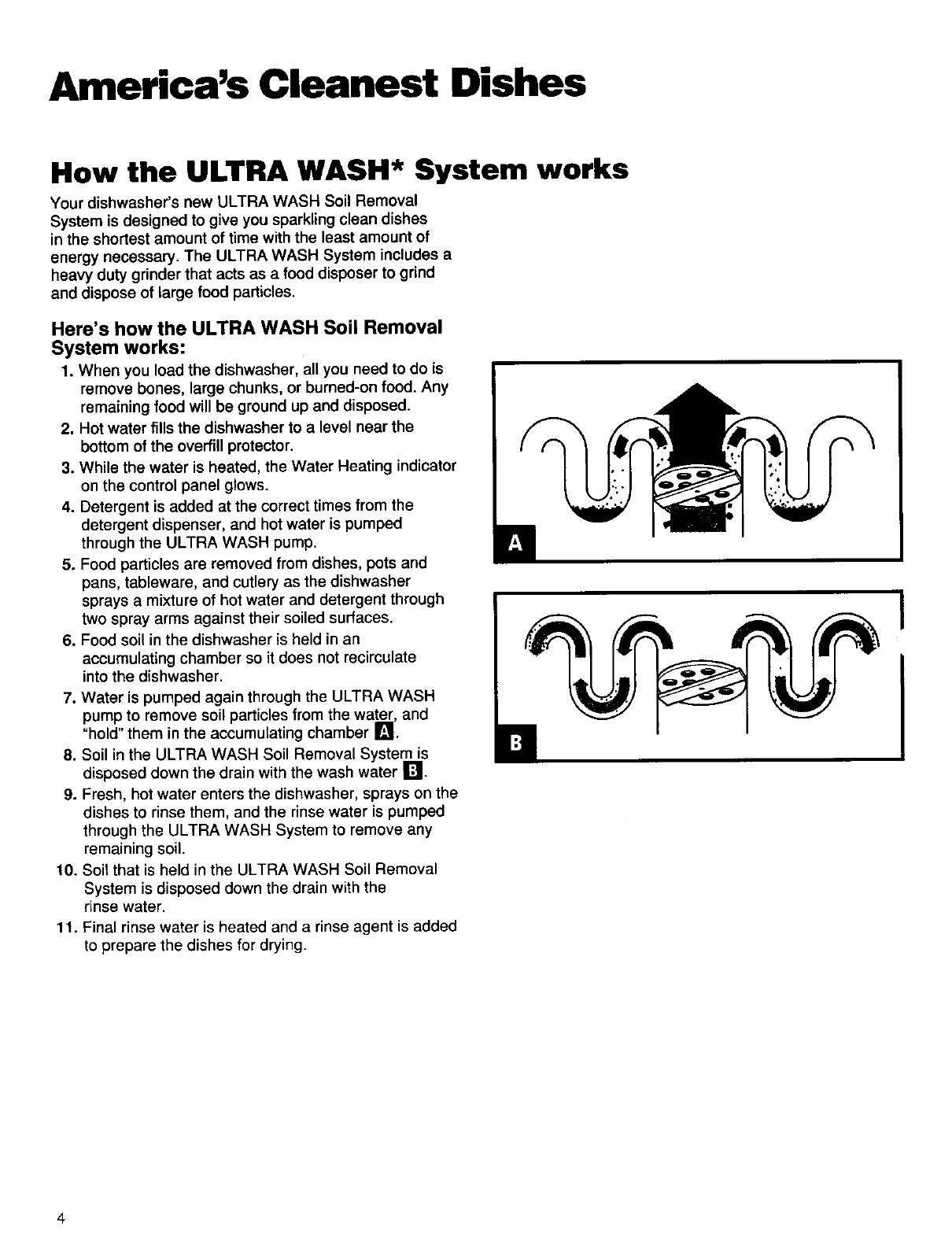 Page 5 of Kenmore Dishwasher 15791 User Guide