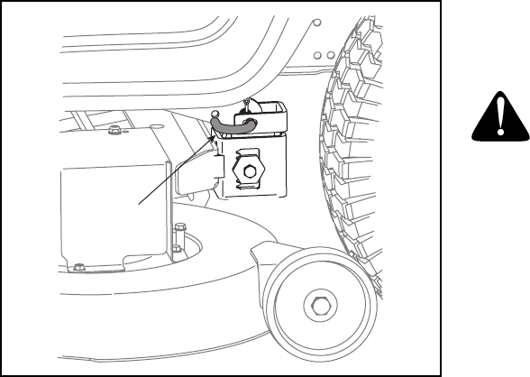 Page 28 of Toro Lawn Mower LX420, LX460 User Guide
