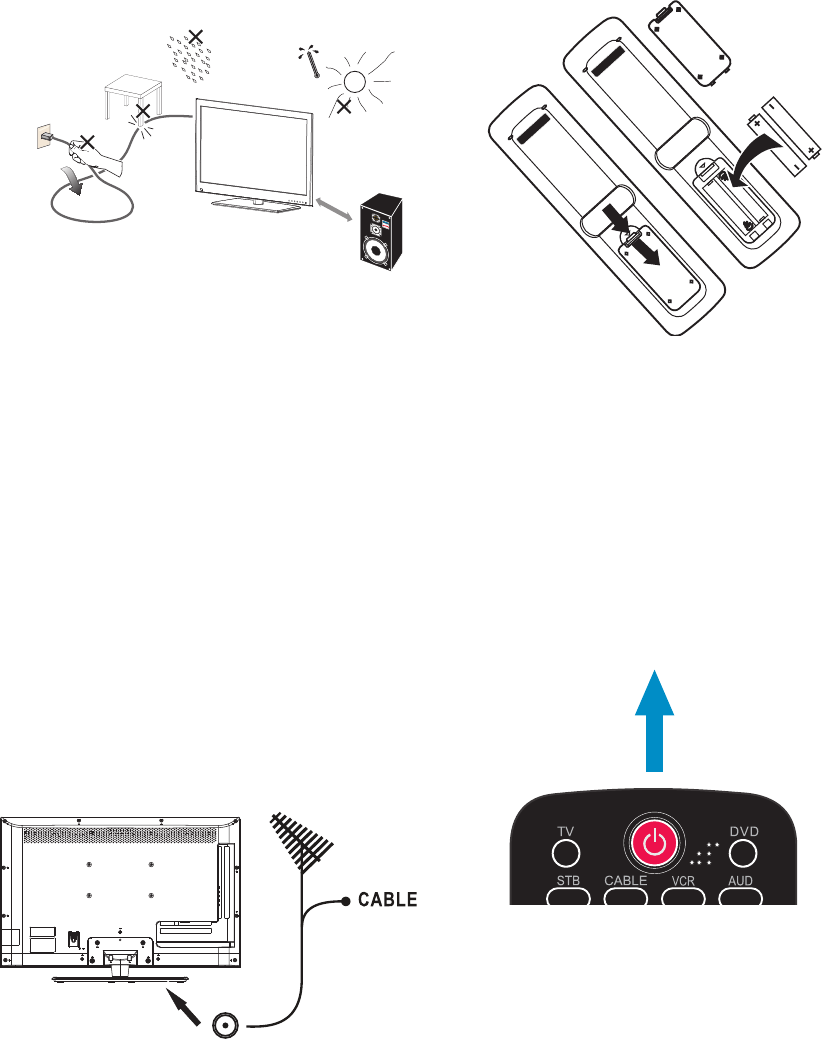 Page 13 of Haier Flat Panel Television LE40C13800 User