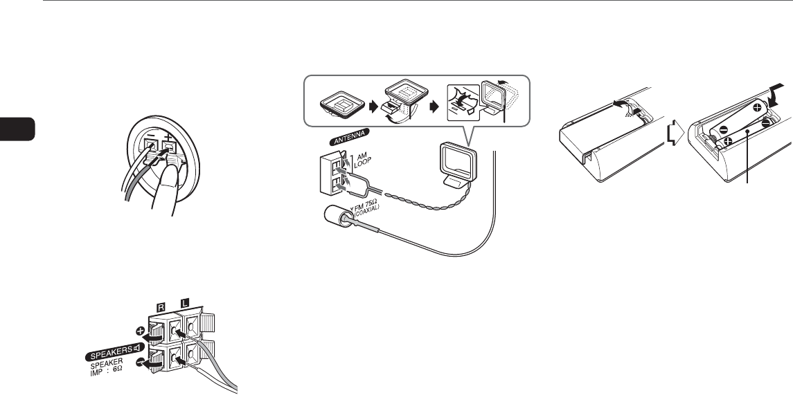 Page 4 of Aiwa Home Theater System XR-MN5 User Guide