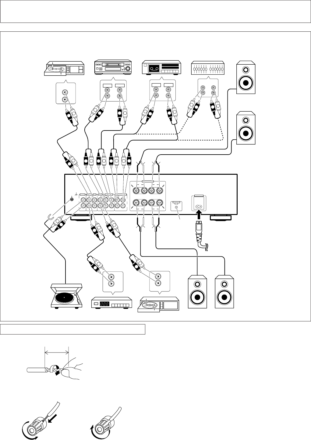 Page 4 of Pioneer Stereo Amplifier A-307R A-209R User