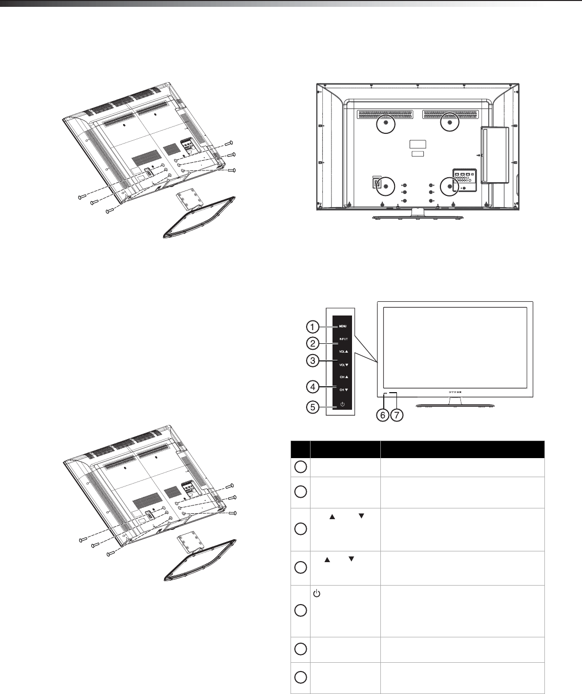 Page 8 of Dynex Flat Panel Television DX-55L150A11 User