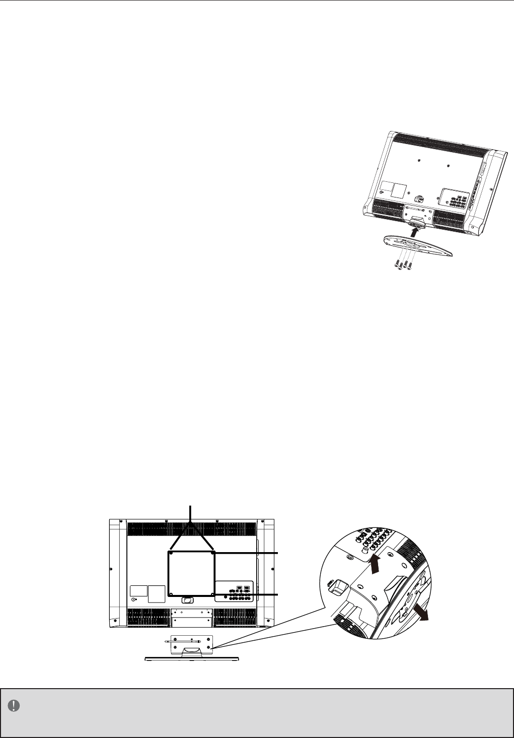 Page 8 of AOC Flat Panel Television L32W961 User Guide